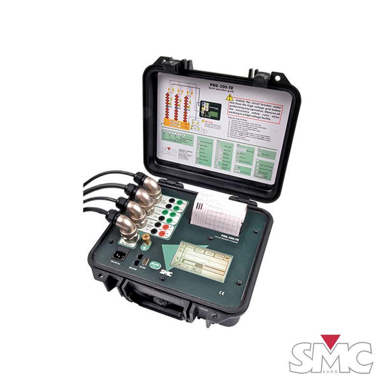 Thiết bị chụp sóng máy cắt Model PME-500-TR