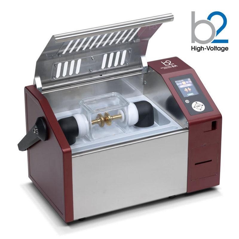 Máy thử nghiệm độ phóng điện dầu MBA Model BA100