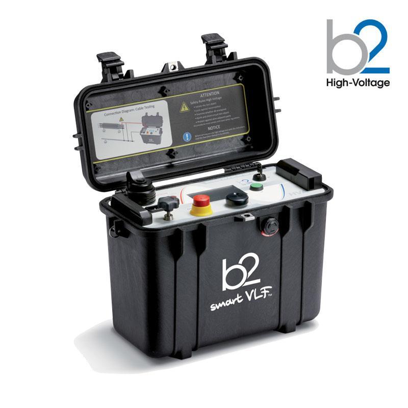 Máy thử cao áp tần số thấp (VLF) và đo Tan Delta Model HVA28TD