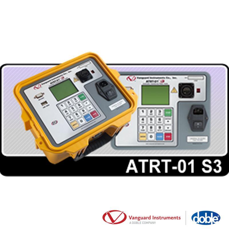 Máy đo tỉ số máy biến áp Model ATRT-01 S3