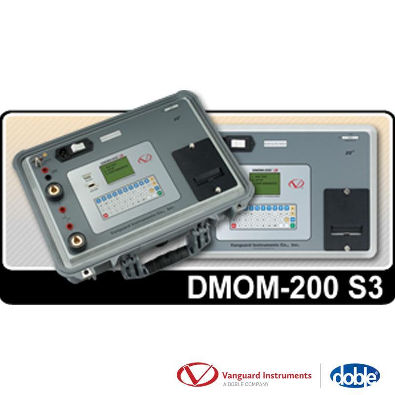 Máy đo điện trở tiếp xúc Model DMOM-200 S3