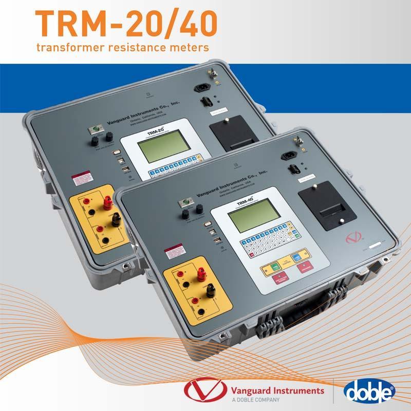 Máy đo điện trở một chiều cuộn dây MBA Model TRM-40