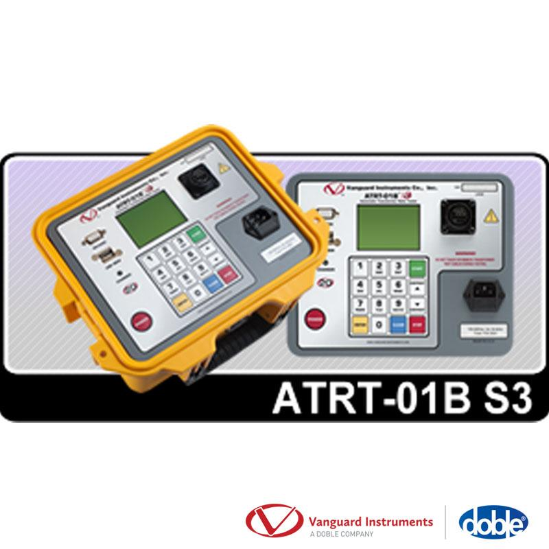 Máy đo tỉ số máy biến áp Model ATRT-01B S3